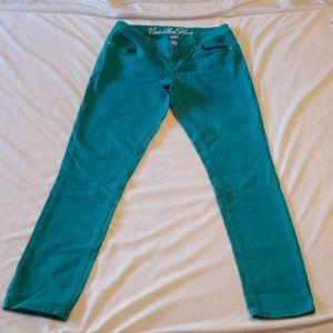 Vanilla Star Green Jeans